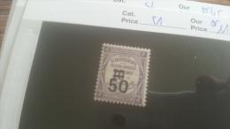 LOT 250758 TIMBRE DE FRANCE NEUF** N�51 VALEUR 11 EUROS LUXE