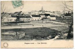 87  MAGNAC - LAVAL       Vue Générale - Otros Municipios