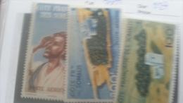 LOT 250837 TIMBRE DE COLONIE COTE DE SOMALS NEUF* N�20 A 22 VALEUR 27 EUROS