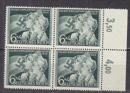 PGL BN0622 - EMPIRE ALLEMAND DEUTSCHES REICH Yv N°762 **  BLOQUE - Deutschland