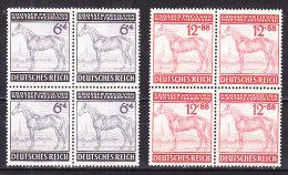 PGL BN0792 - EMPIRE ALLEMAND DEUTSCHES REICH Yv N°777/78 **  BLOQUES - Deutschland