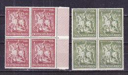 PGL BN0815 - EMPIRE ALLEMAND DEUTSCHES REICH Yv N°779/80 **  BLOQUES - Allemagne