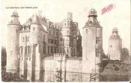 Le Château De VOSSELAER (2350), Avec Réclame Maggi. CPA. - Vosselaar