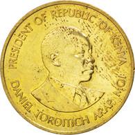 Kenya, République, 5 Cents, 1987, KM 17 - Kenya