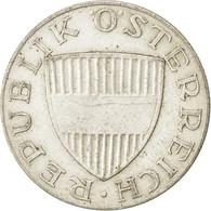 Autriche, République, 10 Schilling 1957, KM 2882 - Autriche