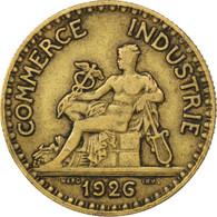[#35640] III�me R�publique, 2 Francs Chambre de Commerce, 1926, Gadoury 533