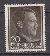 PGL BN1123 - POLOGNE GENERAL GOUVERNEMENT N°88 ** - Gouvernement Général