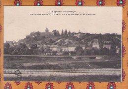1 Cpa Sainte Menehould - Sainte-Menehould