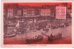 LA CIOTAT - Les Joutes -ed. L Bonifay - La Ciotat