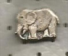 A19  Elephant, BFC Beocin Lafarge Cement Factory  Yugoslavia éléphant Elefant Ciment - Animaux