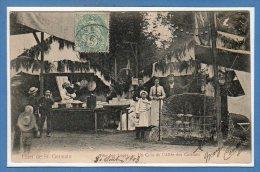 78 - SAINT GERMAIN  En LAYE --  La Fête Des LOGES - Un Coin De L'Allée Des Cuisines - St. Germain En Laye (Château)