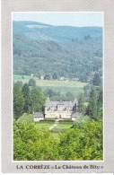 19040 - SARRAN: Le Château De Bity - Frankrijk