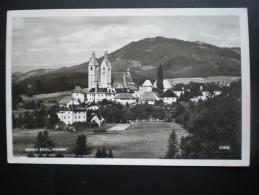 AK MARIA SAAL Zugstempel Klagenfurt - Bruck M. 1940 Feldpost  /// D*15512