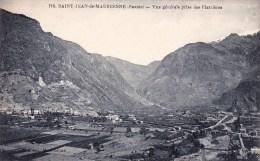 CPA : 73 . SAINT JEAN DE MAURIENNE. VUE GENERALE PRISE DES PLATRIERES - Saint Jean De Maurienne