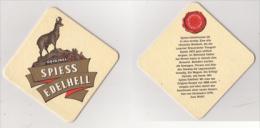 Spiess Brauerei Edelhell , Spiess Geheimnisse  6 - Sous-bocks