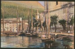 MADERNO GARDASEE LAGO DI GARDA OLD POSTCARD - Trento