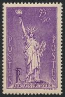 FRANCE 1936 - Yv. 309 *   Cote= 11,00 EUR - Statue De La Liberté, Par Bartholdi ..Réf.FRA26754 - Francia