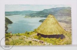 Vintage 1950´s  Guatemala Postcard - Amatitlan - Guatemala
