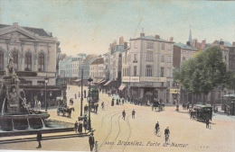 Brussel   Porte De Namur   Tram        Nr 1480 - Zonder Classificatie