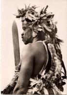 C P S M-C P M--AFRIQUE--COTE D'IVOIRE---coiffure De Parade--voir 2 Scans - Ivory Coast