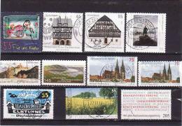 Deutschland - BRD 2011, Gebraucht - BRD