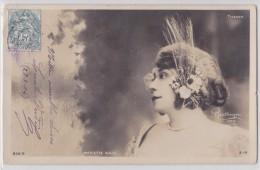 Photographe Reutlinger - Artiste MARIETTE SULLY - Pionnière SIP 838/9 - Theater