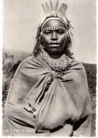 C P S M-C P M--AFRIQUE--KENYA-region Des Grands Lacs--femme Indigène--voir 2 Scans - Kenya