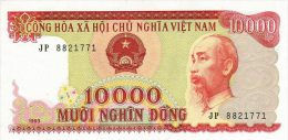 Vietnam 10000 Dong 1993 Pick 115 UNC - Vietnam
