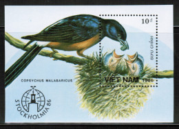 VN 1986 MI BL 47 - Viêt-Nam