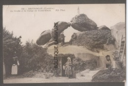 29 - BRIGNOGAN---La Grotte De La Vierge De Castel-Houet---animé