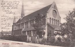 WOKING / CHRISTCHURCH - Surrey