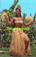 CPSM  ISLAND RHYTHM TAHITIAN GIRL - Tahiti