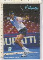 PO1092D# SPORT TENNIS - TENNISTA GORAN IVANISEVIC - CROAZIA  No VG - Tennis