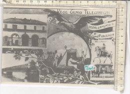 PO1100D# TRASMISSIONI MILITARI - REGG.GENIO TELEGRAFISTI PIACENZA - ANNULLO SPECIALE 1983  no VG