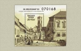 Hungary 1983. Stampday Sheet MNH (**) Michel: Block 166A / 5.50 EUR - Ungarn