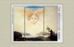 Hungary 1986. Stampday Sheet MNH (**) Michel: Block 185A / 4.50 EUR - Ungarn