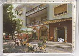 PO1296D# RIMINI - PENSIONE MANZONI  VG 1983 - Rimini