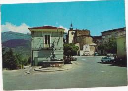 188 - CORFINIO AQUILA PIAZZA CORFINIO 1984 - L'Aquila
