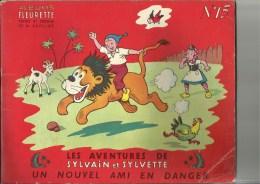 Les Aventures De Sylvain Et Sylvette N 13 Un Nouvel Ami En Danger - Sylvain Et Sylvette