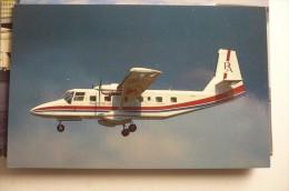 PRINCETON AIRWAYS  GAF NOMAD  N60PA - 1946-....: Moderne