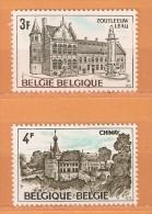 COB  1692/1693  (MNH)  (Lot 338) - Belgique