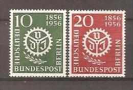 5422 - BRD GERMANIA FEDERALE 1956. Michel Nr. 138-139 * * MNH - Neufs