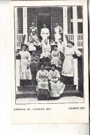 USA - MISSOURI - ST. CHARLES, Emmaus, Children's Dept. - St Charles