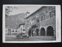 AK VENZONE (UD) Piazza Umberto Ca.1920 // D*15547 - Altre Città