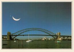 SIDNEY:   PORT  JACKSON    (NUOVA CON DESCRIZIONE DEL SITO SUL RETRO) - Australia