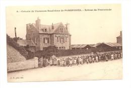 PORSPODER - Colonies De Vacances Brestoises, Retour De Promenade - France