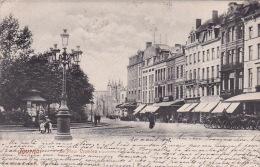 Tournai 230: La Place Crombez 1903 - Tournai