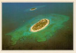 FIGI:  ISOLA CORALLINA  DELL' ARCIPELAGO     (NUOVA CON DESCRIZIONE DEL SITO SUL RETRO) - Figi