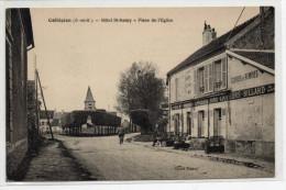 COLLEGIEN (77) - HOTEL SAINT REMY - PLACE DE L'EGLISE - Other Municipalities