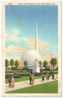 Trylon And Perisphere, New York World's Fair - Expositions